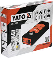 Picture of JUMP STARTER/POWER BANK 9000MAH