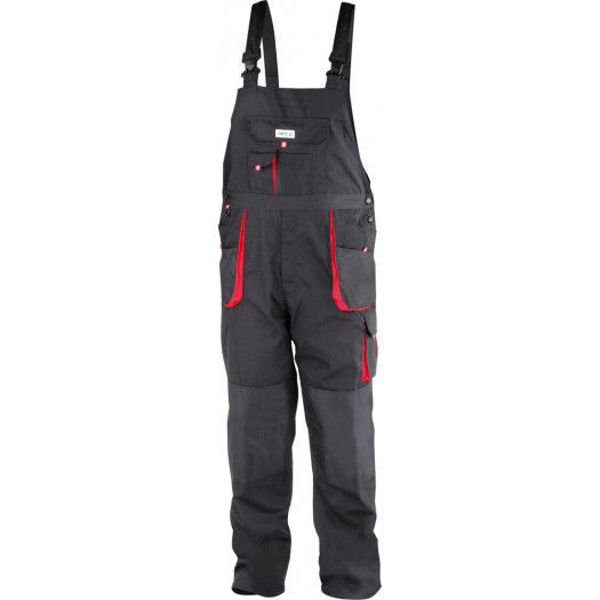 Picture of WORK BIB OVERALL SIZE XL