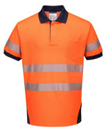 Picture of PW3 HI-VIS POLO SHIRT S/S