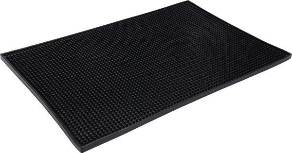 Picture of Bar Mat 46x31x1cm Black