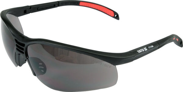 Picture of SAFETY GLASSES - SHADED GRAY