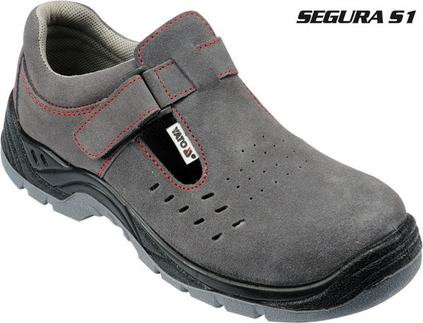 Picture of SEGURA SAFETY SANDALS  SIZE 45