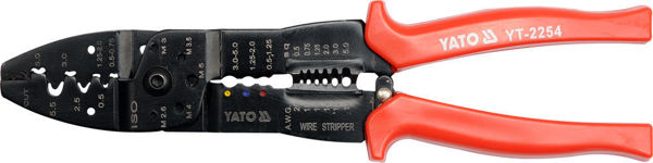 Picture of CRIMPING PLIERS 250MM